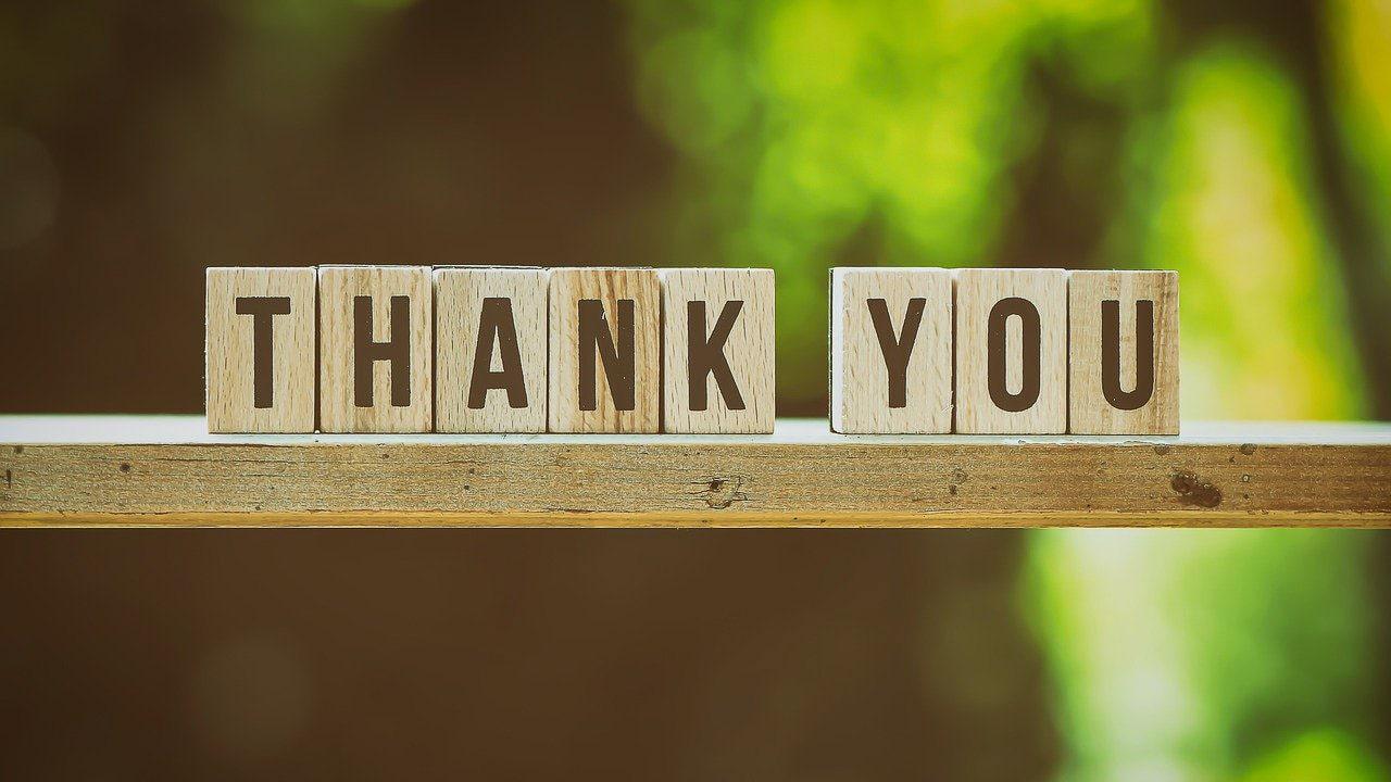 【Thank you】の返し方英語フレーズ|英語学習001
