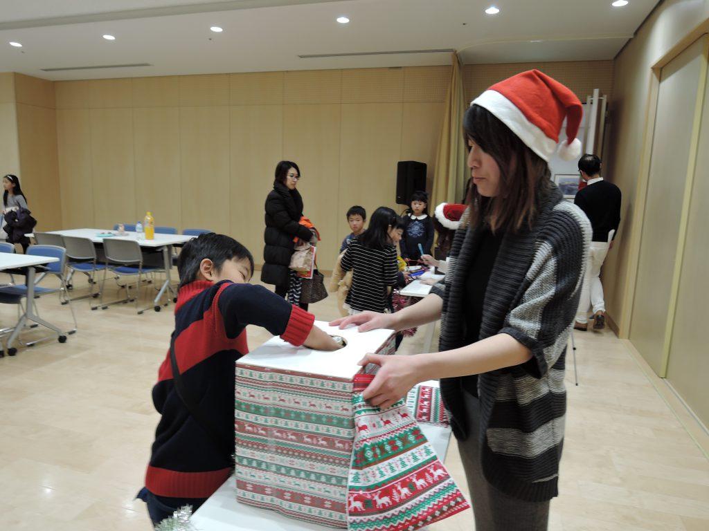 2016年クリスマスパーティー☆